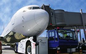 """Auf der """"Luftseite"""" gelten besondere Sicherheitsvorschriften. Bild: Fraport"""
