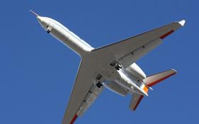 Das Forschungsflugzeug HALO kann über 15.000 Meter hoch fliegen und die Wissenschaftler in die Troposphäre bringen. Bild: DLR