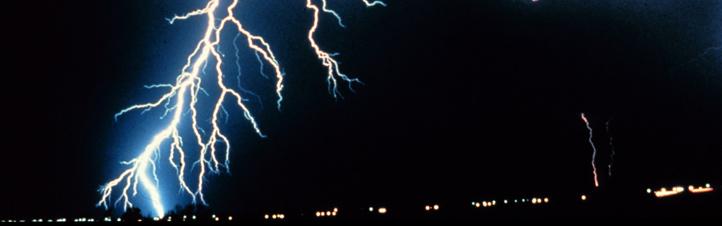 Gewitter – geballte Energie. Bild: NOAA