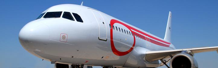 Das DLR-Forschungsflugzeug ATRA. Bild: DLR