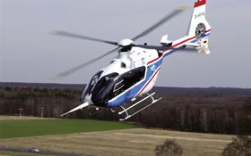 Ein Forschungs-Hubschrauber des DLR. Bild: DLR