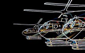 Was tun, wenn beim Hubschrauber der Motor ausfällt? Piloten trainieren diesen Notfall. Bild: K.-A.