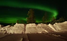 Polarlichter über dem Norden Schwedens – Impressionen aus Kiruna. Bild: DLR