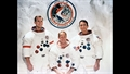 Die Crew: David Scott, Alfred Worden, James Irwin (v.l.n.r.) Bild: NASA