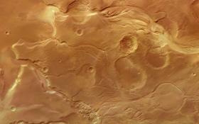 Ausgetrocknete Flussläufe auf dem Mars. Bild: ESA, DLR, FU Berlin (G. Neukum)