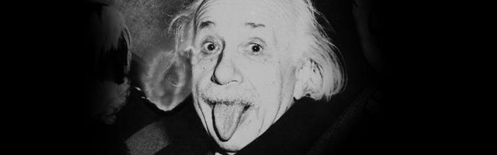 So kennt man ihn: Albert Einstein – ein genialer Denker und irgendwie auch ein cooler Typ.  Bild: Bettmann, Corbis