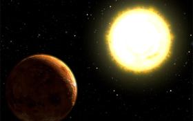 Wie Gesteinsplaneten aussehen können, zeigt diese künstlerische Darstellung. <br>Bild: NASA, JPL, Caltech