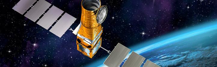 Der Satellit CoRoT suchte bis zum Ende der Mission im Jahr 2013 nach Planeten außerhalb unseres Sonnensystems. Bild: CNES (D. Ducros)