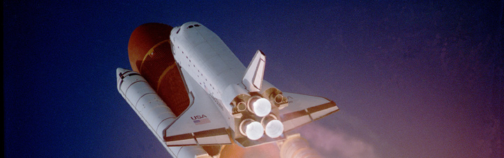 Unglaublich, aber wahr: An Bord von schnell fliegenden Raumschiffen vergeht die Zeit langsamer. Bild: NASA