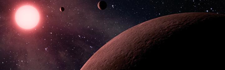 Künstlerische Darstellung von Exoplaneten – also Planeten, die andere Sonnen umkreisen. Bild: NASA, JPL, Caltech
