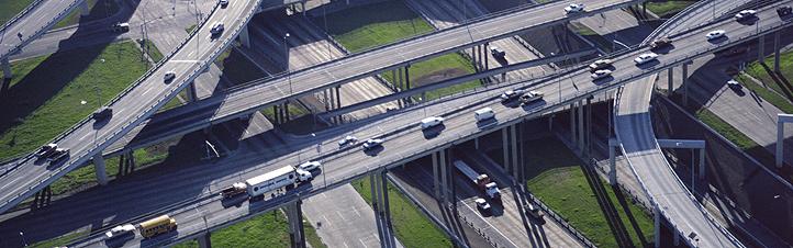 Der Verkehr – ein ziemlich kompliziertes System. Bild: Photos.com