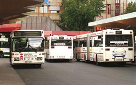 Der öffentliche Nahverkehr – also Bus und Bahn – wird immer häufiger genutzt.<BR>Bild: BMU