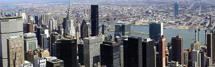 Millionen von Menschen bewegen sich tagtäglich durch die Straßen New Yorks. Umso wichtiger sind die Informationen zum Verkehrsgeschehen. Bild: Public Domain