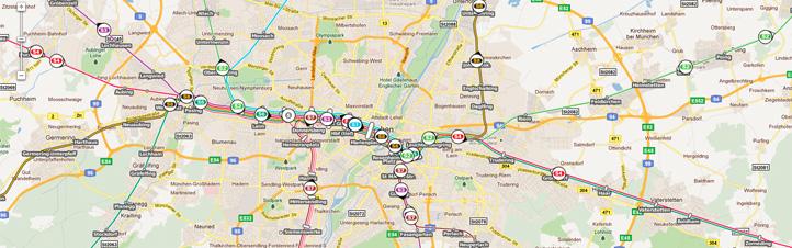 Dlrnext S Bahnen In Und Um München