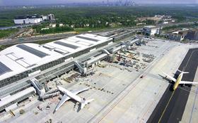 Auf einem Flughafen läuft der gesamte Bodenverkehr nach besonders strengen Regeln ab. Bild: Fraport AG