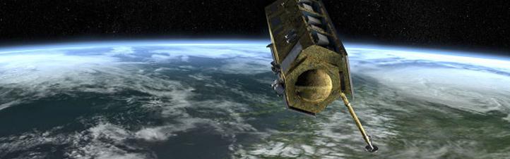 Der deutsche Satellit TerraSAR-X kann auch zur Verbesserung des Verkehrsflusses eingesetzt werden. Bild: DLR