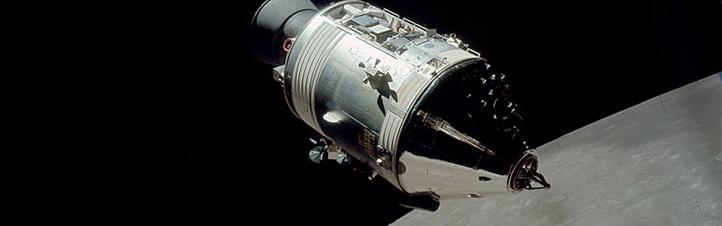 Auf dem Weg zum Mond: Die Apollo-Missionen hatten Brennstoffzellen zur Stromproduktion an Bord. Bild: NASA
