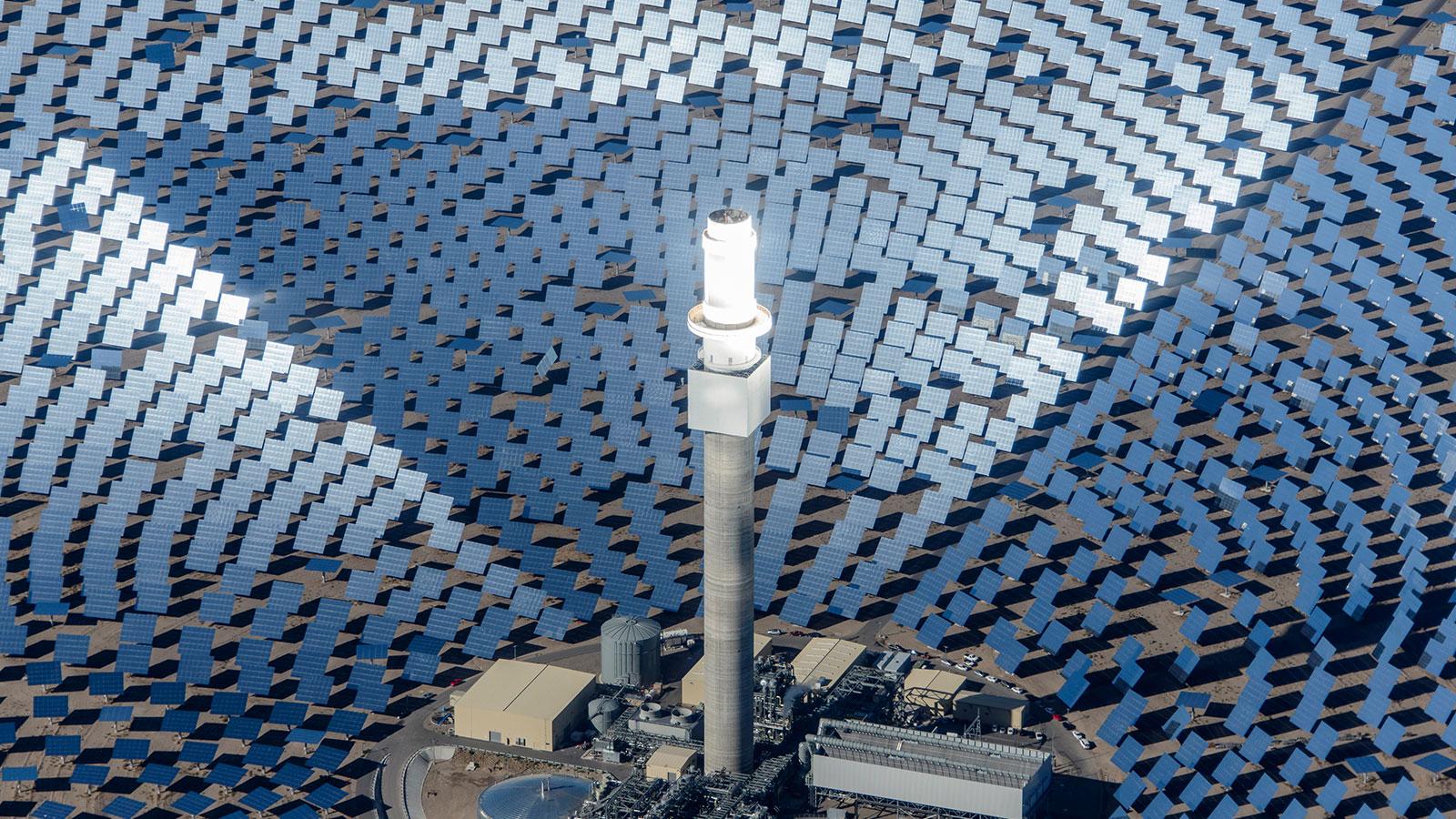 Bild: SolarReserve