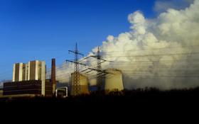 Ein Kraftwerk. Bild: K.-A.