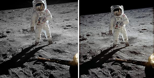 Bilder: NASA