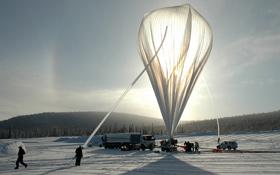 Mit Ballons und Raketen können Studenten im Rahmen von Ideenwettbewerben eigene Experimente durchführen. Bild: DLR