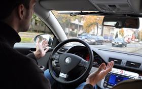 Fahren ohne Fahrer