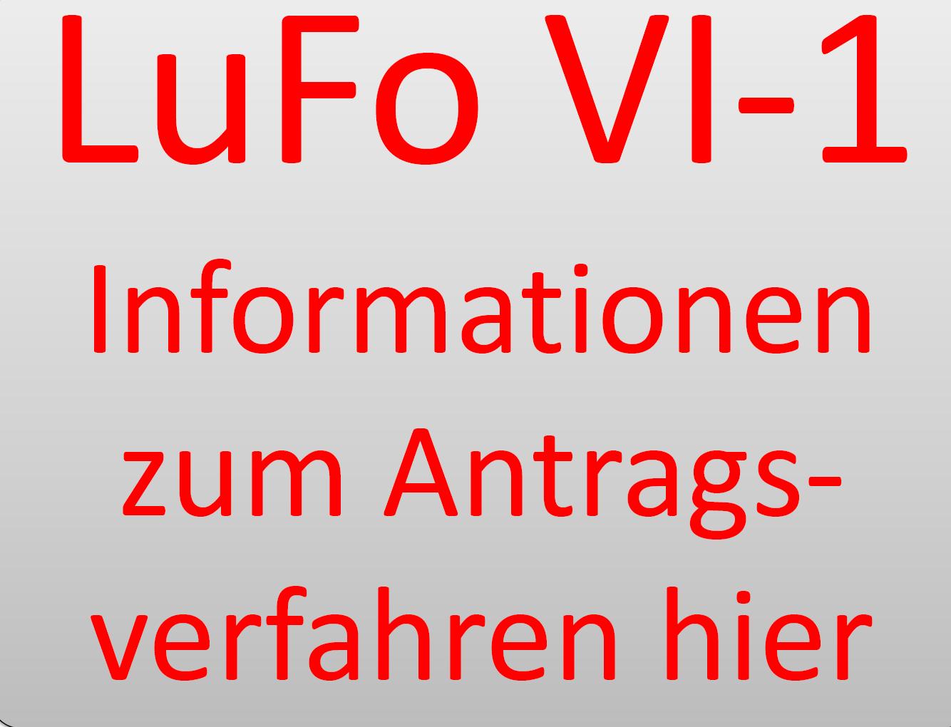 Lufo_VI-1_Teaser_Antragsverfahren