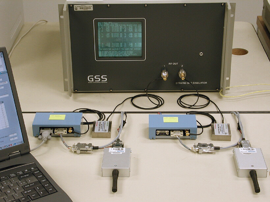 DLR - Space Operations and Astronaut Training - A DGPS Receiver Pair