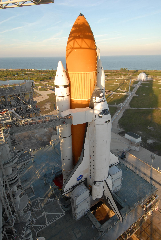 nächster space shuttle start - photo #12
