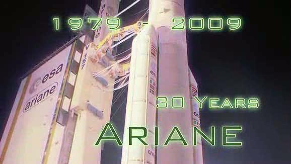 30 Jahre Ariane: 1979 bis 2009
