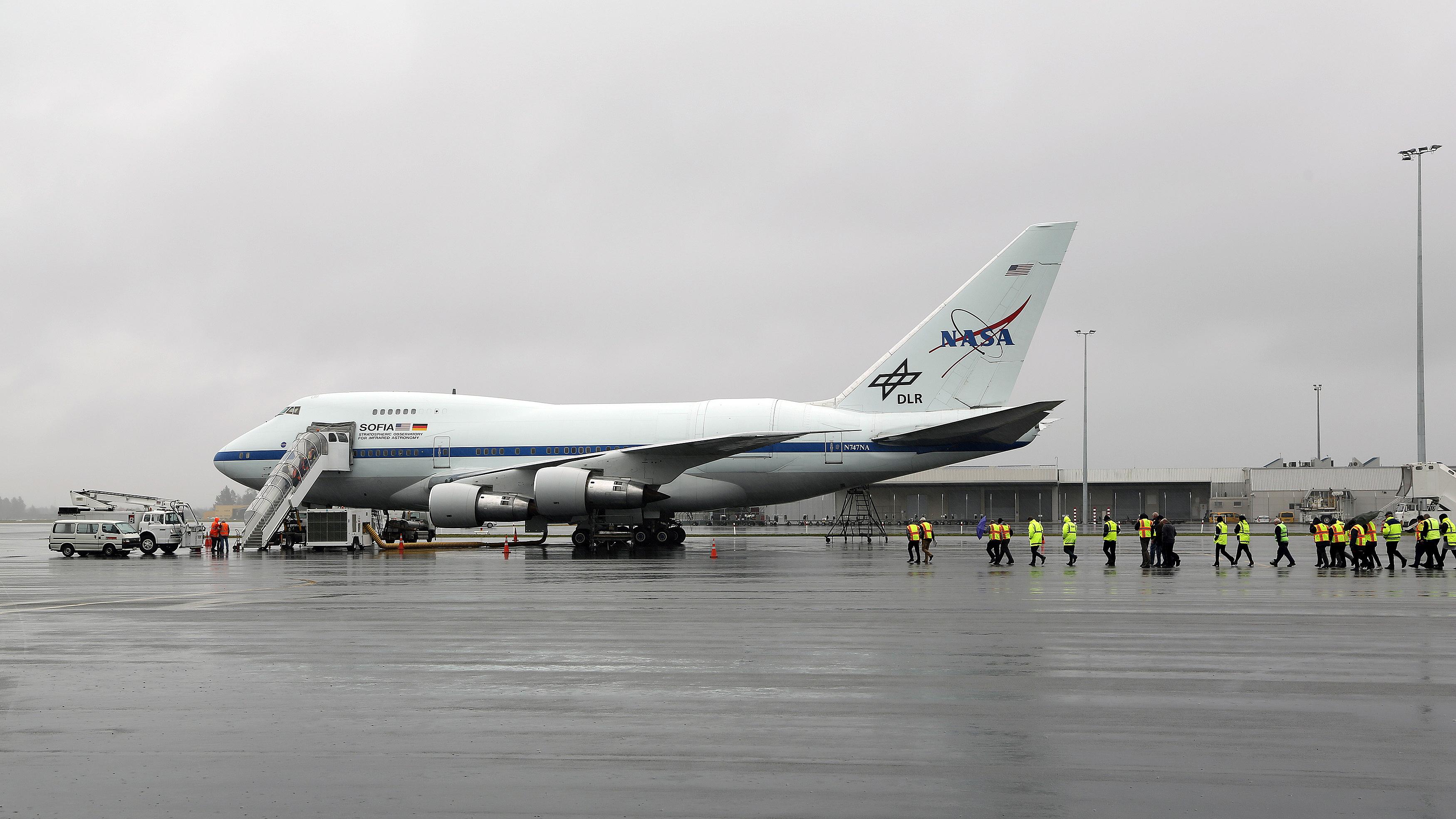 Boeing-Forschungsarbeit