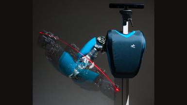 Aktive/passive kartesische Impedanzregelung am DLR Hand Arm System