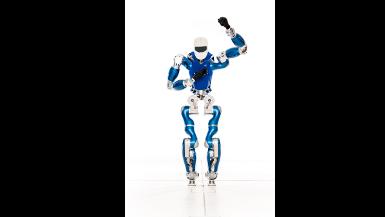 Menschenähnlicher feinfühliger Roboter