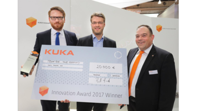 KUKA Innovation Award 2017