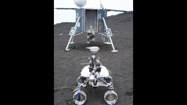 LRU2 und Lander