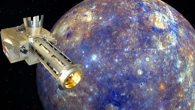MERTIS %2d Das Merkur%2dSpektrometer