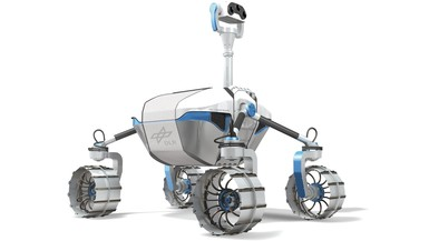 Lightweight Rover Unit (LRU)