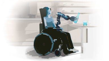Assistive robotics for people with tetraplegia