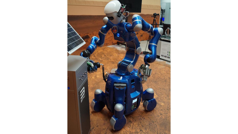 Dlr Institute Of Robotics And Mechatronics Rollin Justin