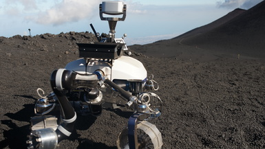 LRU2 at Mount Etna