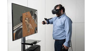 Jenga in Virtual Reality