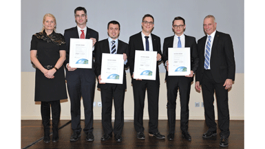Award ceremony for the VITA project