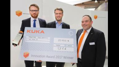 KUKA Innovation Award 2017