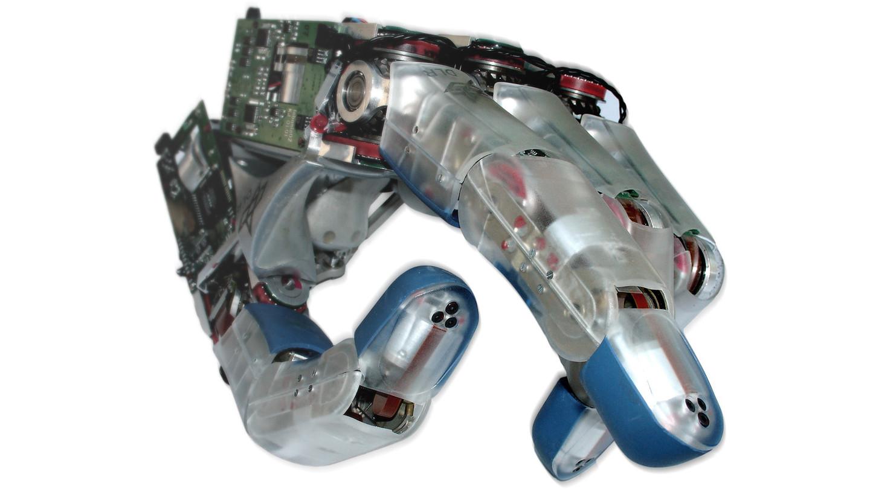 Dlr Institute Of Robotics And Mechatronics Hand Ii
