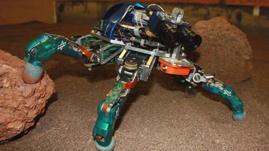 DLR Crawler