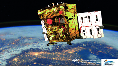 FireBIRD – DLR Fire detection from space