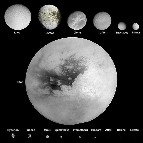 DLR - Cassini-Huygens - Milestones in space: Five years ...
