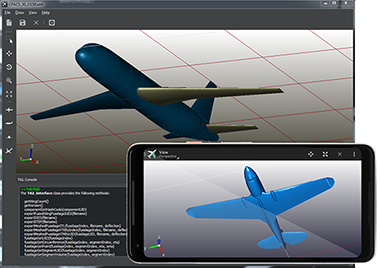 DLR - Simulation and Software Technology - TiGL (TiGL