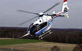 Hubschraubermodell. Bild: DLR (CC-BY 3.0).