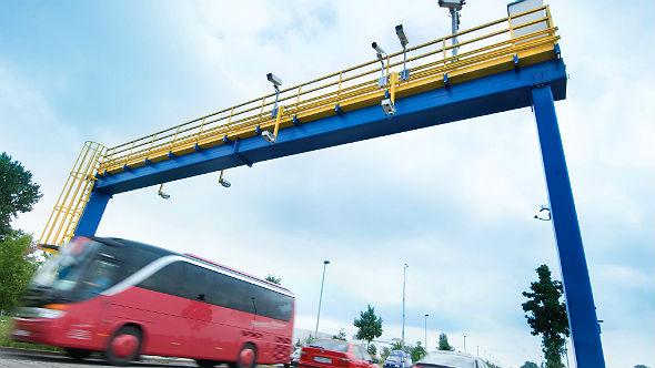 Am Standort Berlin entwickelt das DLR neue Mittel zur Verkehrserfassung und -steuerung. Bild: DLR/Markus Steur.